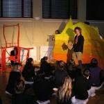 Aufführung Theaterprojekt_HörenSehenHandeln